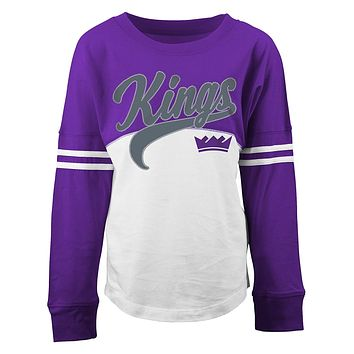 Sacramento Kings Courtside 3/4 Youth Jersey