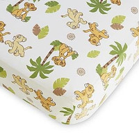 Disney Baby Lion King Fitted Crib Sheet