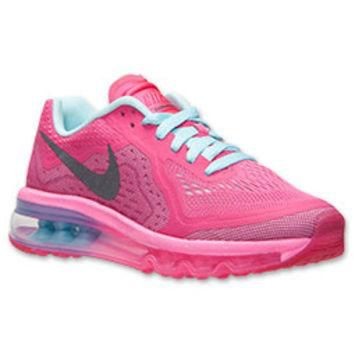 Girls' Grade School Nike Air Max 2014 Running Shoes