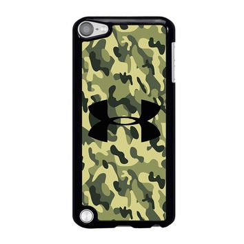 CAMO BAPE UNDER ARMOUR iPod Touch 5 Case Cover