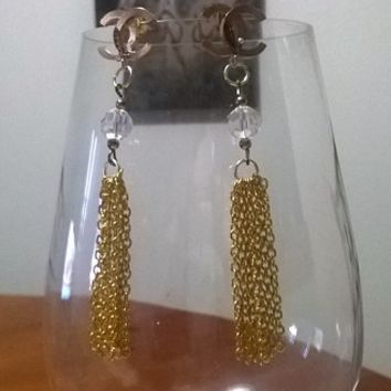 Adorable Designer Inspired Drop Earrings