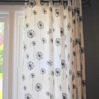 Custom Decorative Window Treatments // Curtains