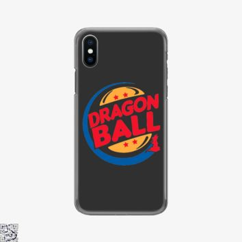 Burger King Dragon Ball, Dragon Ball (ドラゴンボール) Phone Case