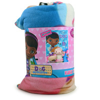 Doc McStuffins Fleece Blanket