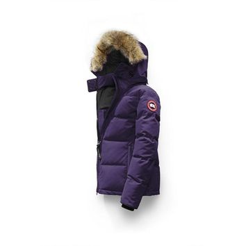 Canada Goose Chelsea Parka Women Outwear Down Jackets - Best Deal Online