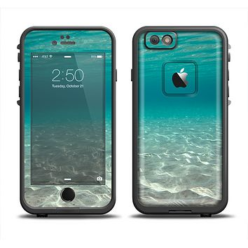 The Under The Sea Scenery Apple iPhone 6/6s LifeProof Fre Case Skin Set