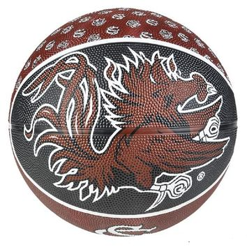 "9.5"" SOUTH CAROLINA GAMECOCKS REGULATION BASKETBALL"