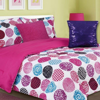Clifton Multi-Color Twin Bed Set