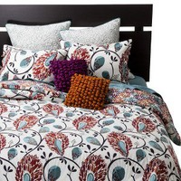 Boho Boutique™ Minka Reversible Duvet Cover Set