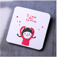 Love Girl Card