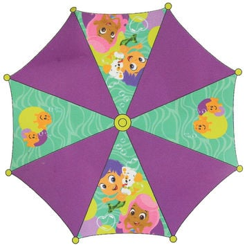 Bubble Guppies Kids Umbrella