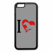 i love horses iPhone 7 Plus Case