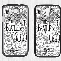 The Beatles Samsung Galaxy S3 S4 Case,The Beatles Lyric Galaxy S3 S4 Hard Case,cover skin Case for Galaxy S3 S4,More styles for you choose