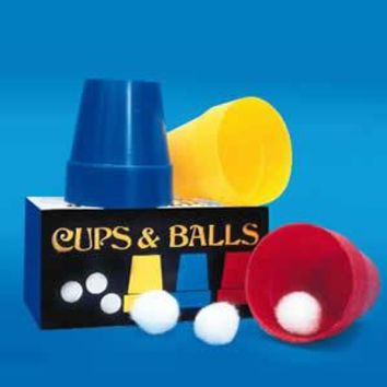 Cups And Balls