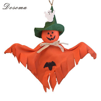 Pumpkin Halloween Decorations Ghosts Wall Hanging Home Decor for Bar Ghost House Props Horror Halloween Decoration