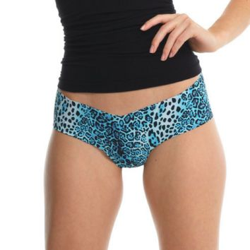 COMMANDO GIRL SHORT PRINTS PANTY (CO10100)