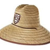 Headhunter Lifeguard Straw Hat