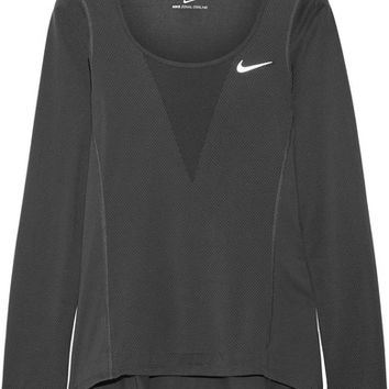 Nike - Relay Dri-FIT mesh top