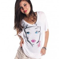 tokidoki x Barbie Sparkle & Shine Tee