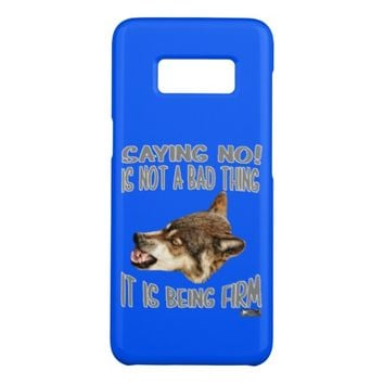 Firm Quote by Kat Worth Case-Mate Samsung Galaxy S8 Case