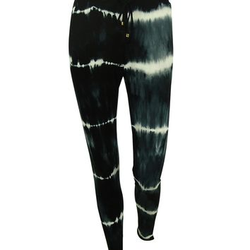 INC International Concepts Women's Tie Dye Soft Pants