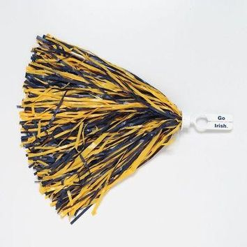 Licensed Notre Dame Fighting Irish Official NCAA 500 Strand Cheer Pom Pom ND by Wincraft KO_19_1