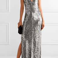 Juan Carlos Obando - Sequined tulle gown