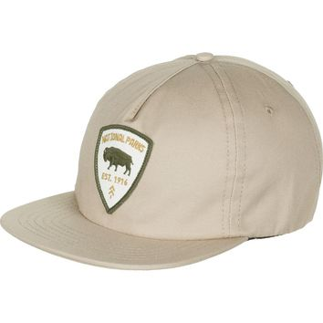 Parks Est. Shield Hat - Men's