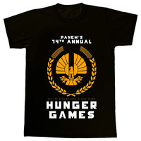 The Hunger Games T Shirt Mens and T Shirt Girls screenprint product best seller