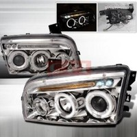 DODGE 05-08 DODGE CHARGER CCFL PROJECTOR HEADLIGHT performance conversion kit 1 SET R
