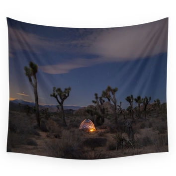 Society6 Under No Sun Wall Tapestry