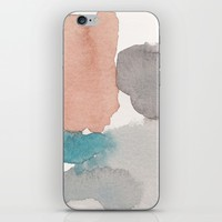 Water and color 22 iPhone & iPod Skin by Dream Of Forest