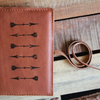 Leather Journal | Free Personalization