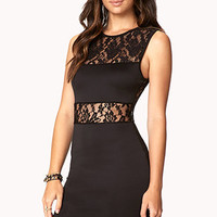 Night On The Town Bodycon Dress