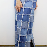 It's Brittany Bitch Denim Skirt