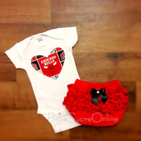 Chicago Bulls Girls Outfit