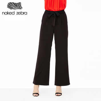 WIDE LEG PANTS CHIFFON CASUAL ANKLE LENGTH TROUSERS FASHION BOTTOM 2016 SUMMER