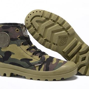 Palladium Pampa Hi Originale Tx High Boots Camouflage - Beauty Ticks