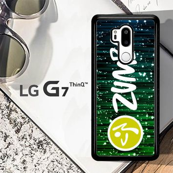 Zumba Fitness Logo D0286 LG G7 ThinQ Case