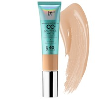 Your Skin But Better CC+ Cream Oil-Free Matte with SPF 40 - IT Cosmetics | Sephora