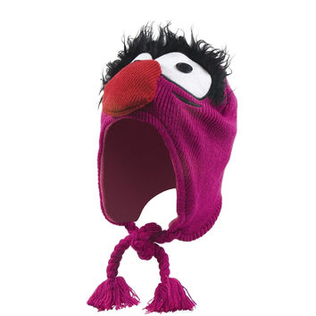 Muppets - Animal Big Face Peruvian Knit Hat