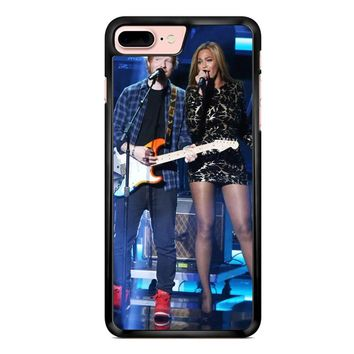Ed Sheeran And Beyonce 1 iPhone 7 Plus Case