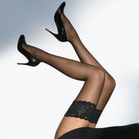2016 Sexy Stockings Lace Sexy Top Stay Up Stocking Women Long Thigh Knee High Lingerie Stockings Pantyhose Hot 4 Colors
