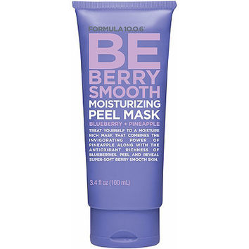 Formula 10.0.6 Be Berry Smooth Moisturizing Peel Mask