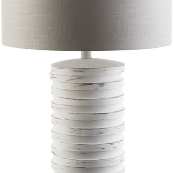 Sulak Rustic Table Lamp Sandstone neutral