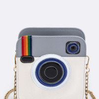Insta Camera Crossbody Bag