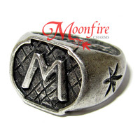 THE MORTAL INSTRUMENTS Antiqued Morgenstern Family Ring