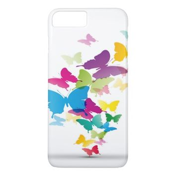 Butterfly Haven iPhone 7 Plus Case