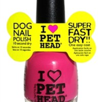 Happy Pink Dog Nail Polish
