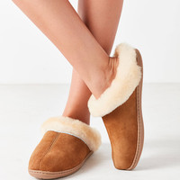 Minnetonka Sheepskin Mule Slipper | Urban Outfitters
